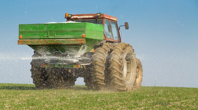 Fertilizer Giant Yara International Acquires Adapt-N Nitrogen Modeling Tech