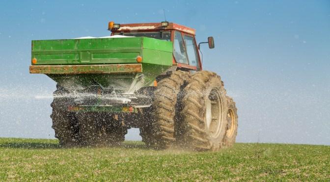 Fertilizer Giant Yara International Acquires Adapt-N Nitrogen Modeling Tech