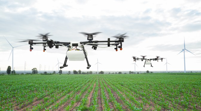 Crop Spraying Drone Software Skyx Raises Seed Round