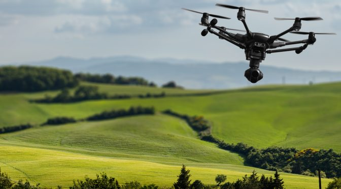 BREAKING: PrecisionHawk Raises $75m Series D from Big Tech and Big Ag