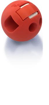 GrainSafe sensor ball