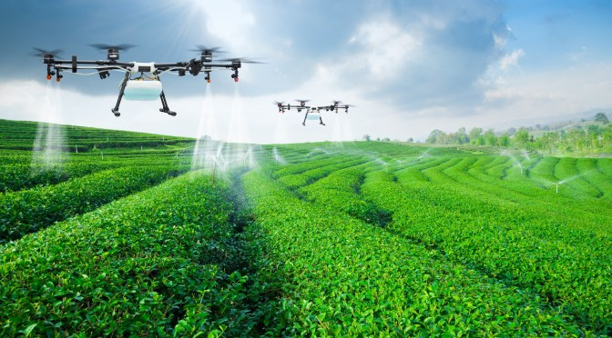 Partnerships May Be the Recipe for Success in Post-Hype Ag Drone Space