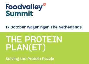 Foodvalley Summit The Protein Plan(et)