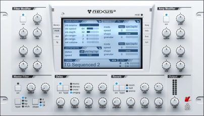 ReFX Nexus v2.2 Free Download
