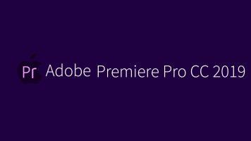 MAC Premiere Pro CC 2019 v13.1 Free Download