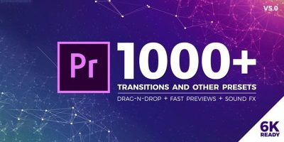 Seamless Transitions V5 Premiere Pro Free Download