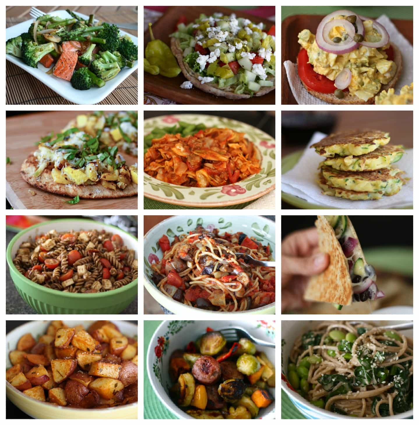 My 12 Favorite Meals Of
