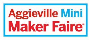 Aggieville Mini Maker Faire logo