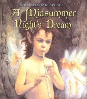 shakespeare A midsummer night's Dream, free readers
