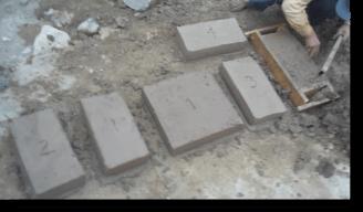 AggreBind soil stabilising for bricks blocks and pavers