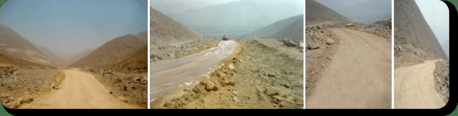 surface soil stabilization trail road dust control AggreBind