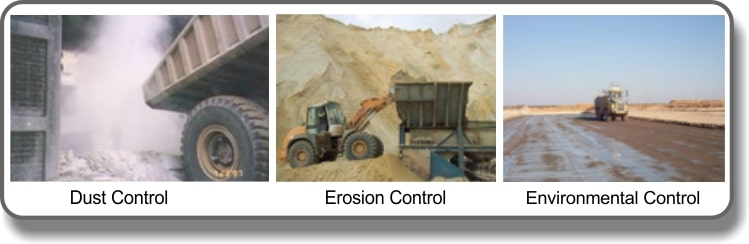 Soil stabilization for mining