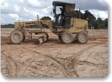 how to stabilize a road with AggreBind soil stabilization