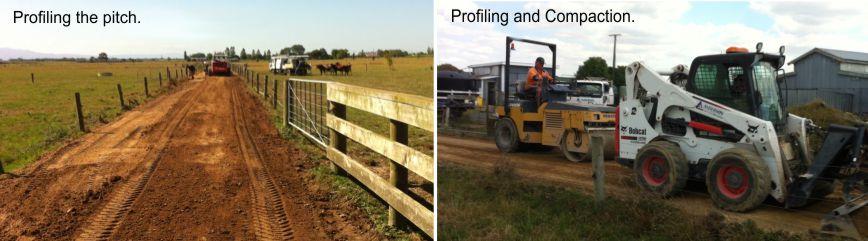 Dairy farm tracks and races using AggreBInd
