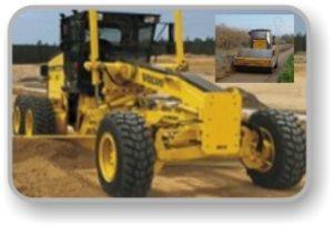 Stabilizing soil equipment