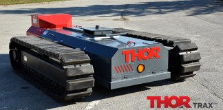Thor Global Announces the Thor TRAX™ Mobile Track Unit