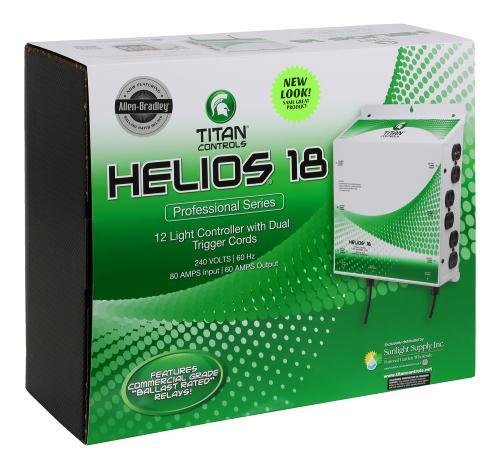 Helios 18 – 12 Light Timer