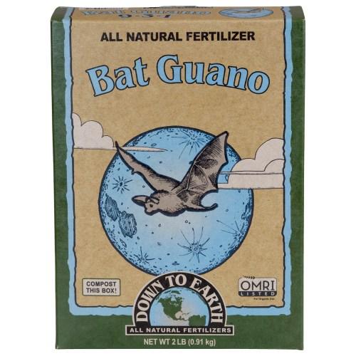 Bat Guano – High Nitrogen