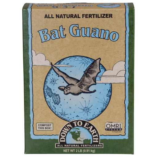 Bat Guano – High Nitrogen