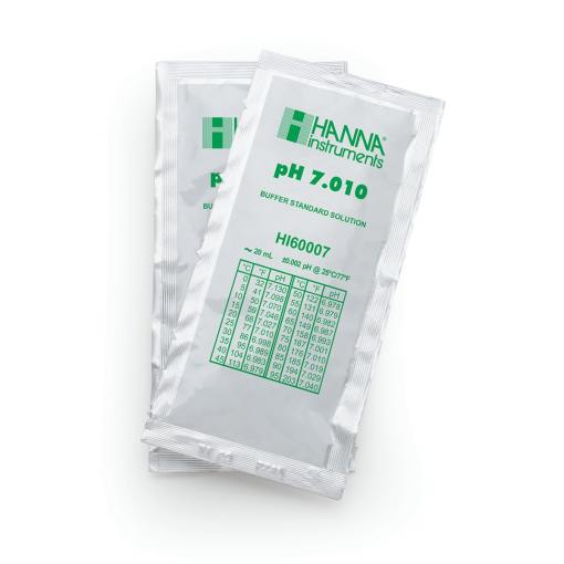Hanna 7.01 pH Buffer Solution – Sachet