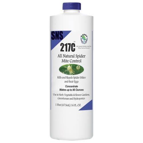 SNS 217C – Mite Control Concentrate