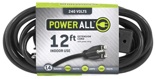 Extension Cords – 120V/240V