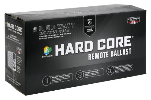 Hard Core Ballast