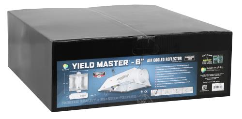 Yield Master 6″ Reflector