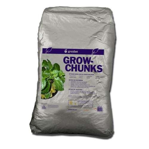 Grodan Grow-Chunks