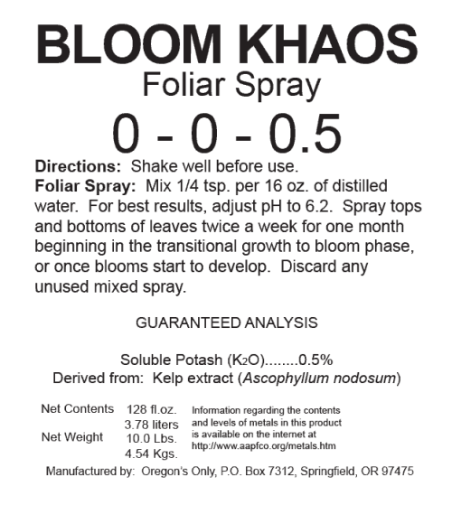 Bloom Khaos