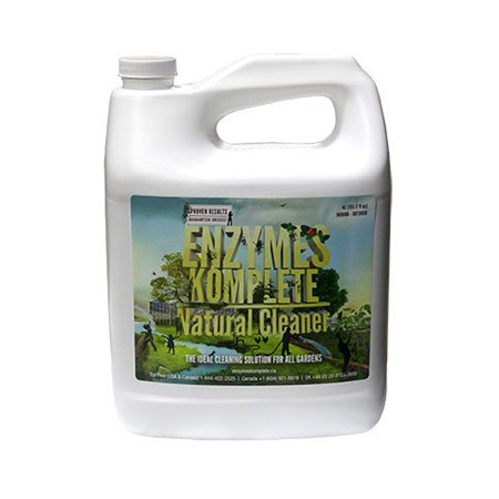 Enzymes Komplete Natural Cleaner