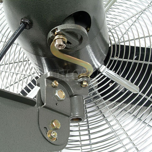24″ Commercial Wall Fan