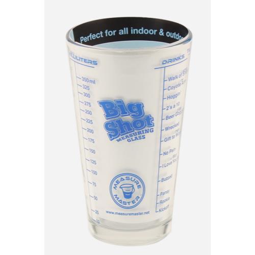 Measure Master Pint Glass