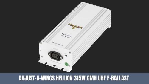 Adjust-a-Wing Hellion 315W SE-CMH