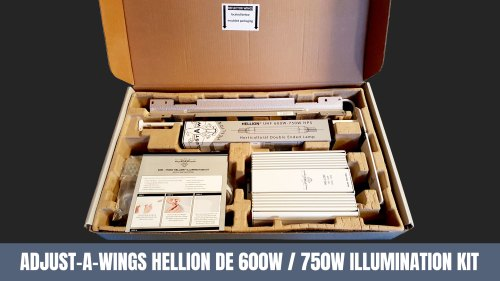 Adjust-a-Wing Hellion 630W DE-CMH