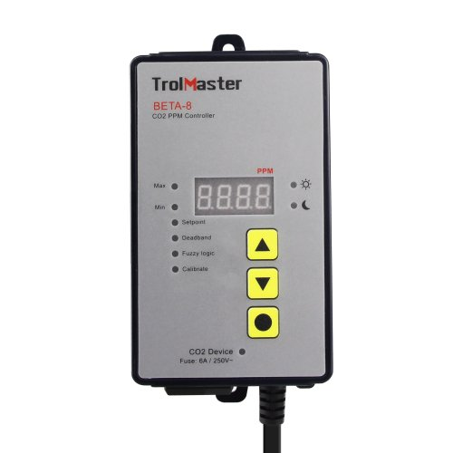 Digital CO2 PPM Controller