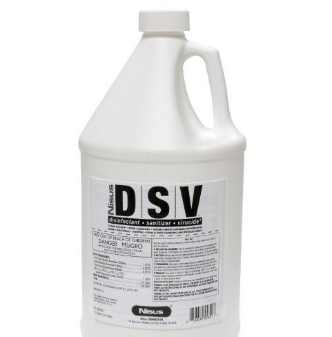 DSV Disinfectant Sanitizer Virucide