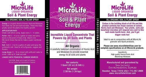 Soil & Plant Energy
