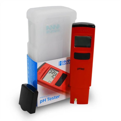 Hanna Waterproof Pocket pH Tester
