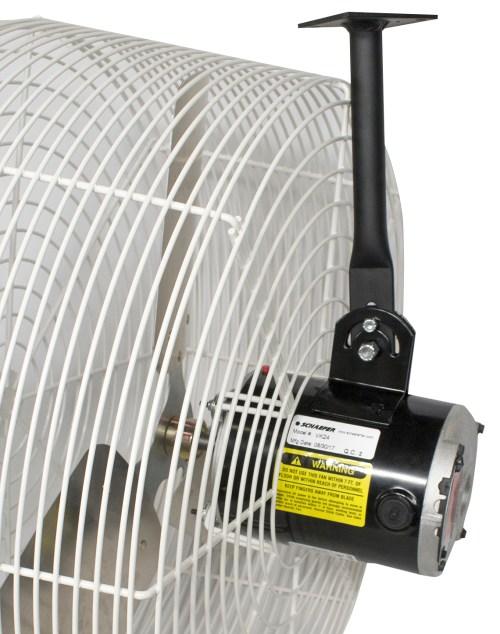 Schaefer Versa-Kool Circulation Fan – 24″