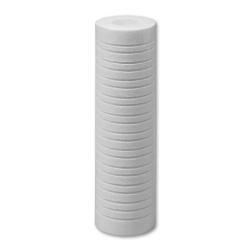 Poly Spun Sediment Filter – Grooved – 5 Micron