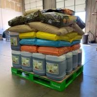 BuildASoil Per Acre Hemp Pallet