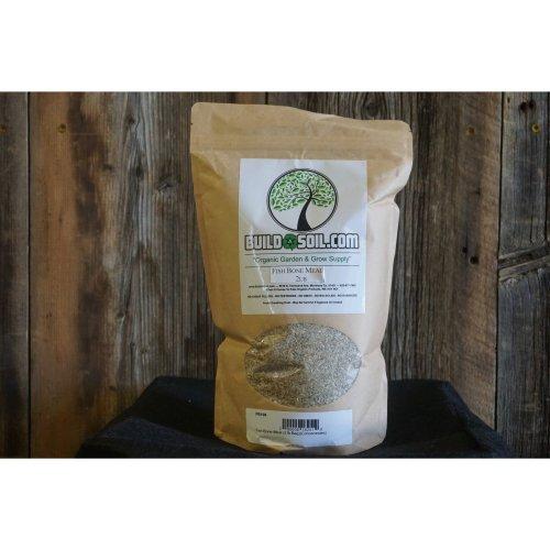 Fish Bone Meal – Organic