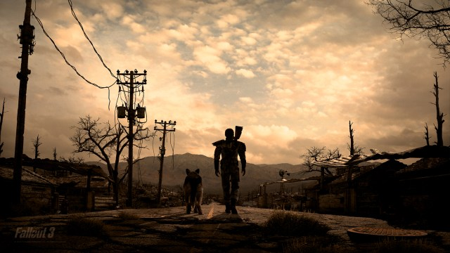 Lone Wanderer tweaked wallpaper (FALLOUT 3) by SLiqster