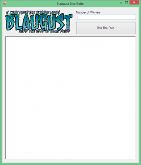 Blaugust Results
