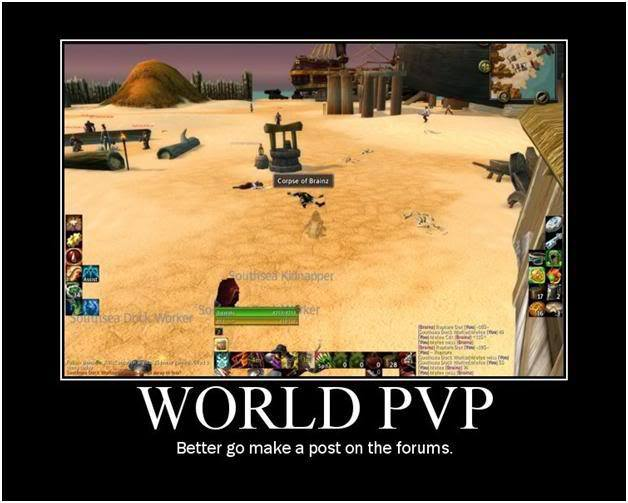 PvP and Accessibility