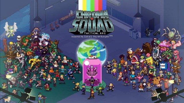 Chroma Squad (Aggrochat Game of the Month)