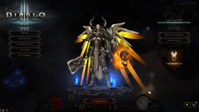 Diablo 3 Season Start and Anniversary Event