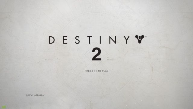 Destiny 2 PC Beta Thoughts