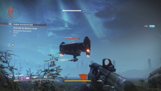 Destiny 2 Heroic Event Triggers